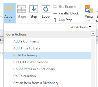Build Dictionary