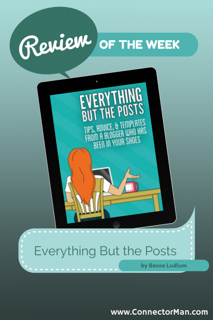 Book Review: Everything But the Posts